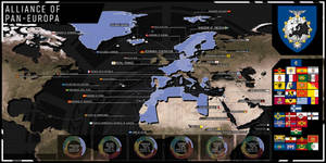 Alliance of Pan-Europa - Terran Mandate