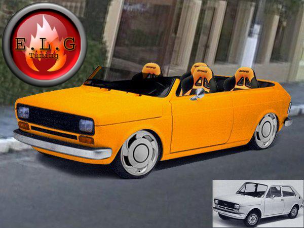 Fiat 147 By Elg Tuning On Deviantart