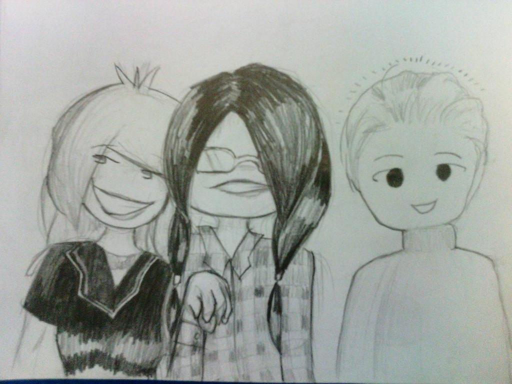 Best Friends by YumiSuwarimasu