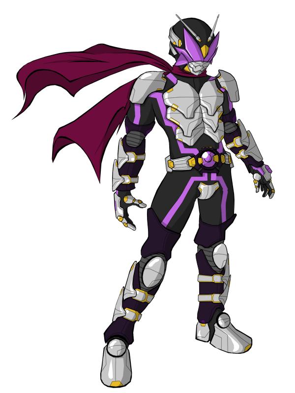 Kamen Rider Hiryuu by RebiTora