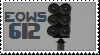 Stamp - EOWS-612 by RainPonyArtist