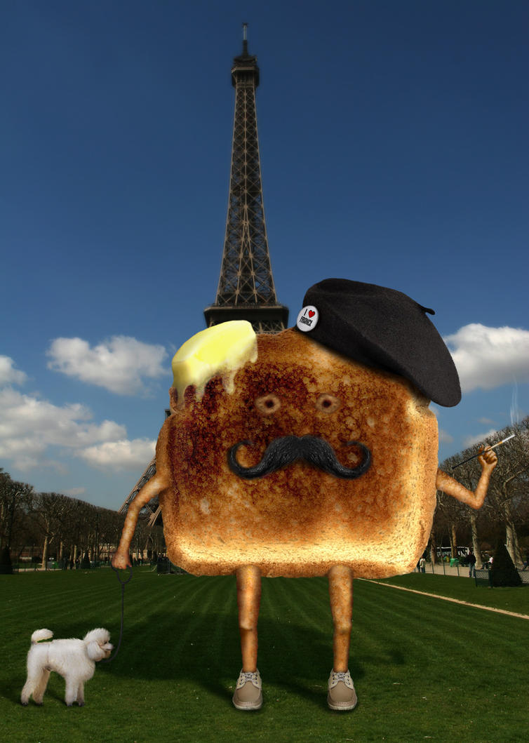 French Toast by Pac0daTac0