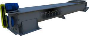 Screw Conveyor With Speed Reducer