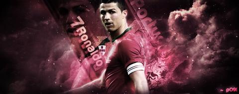 Cristiano Ronaldo sig by pO9-AW