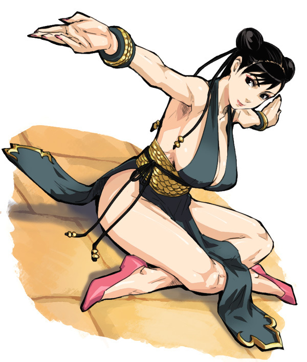 Chun-Li by BROTERS707
