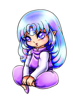 Moonson Cutie by MoonOfYomi