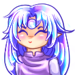 Moonson icon~Smug Grin by MoonOfYomi