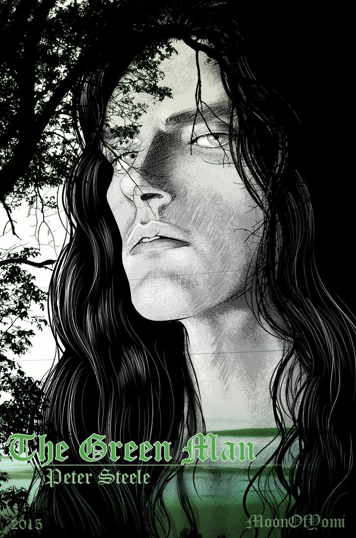 The Green Man by MoonOfYomi