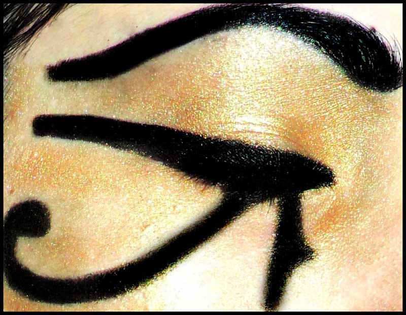eye horus makeup