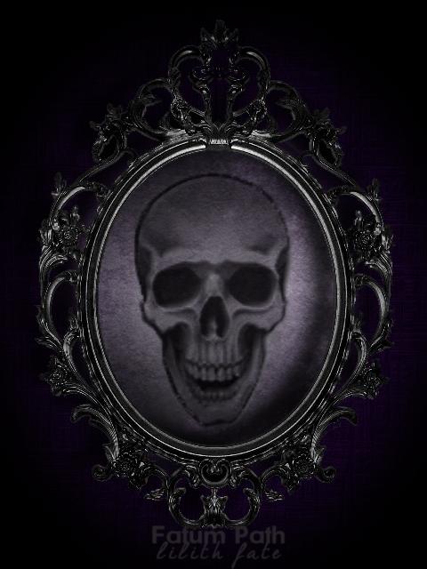 skull cammeo