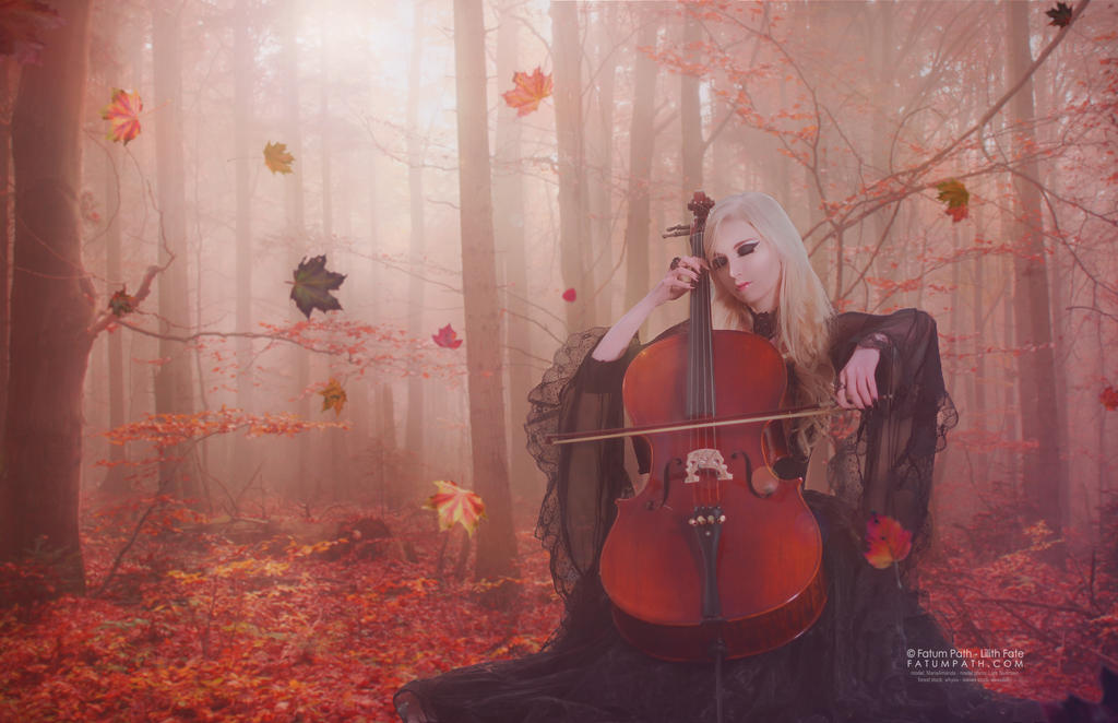 The Sound of the Forest by VampyrEmpress