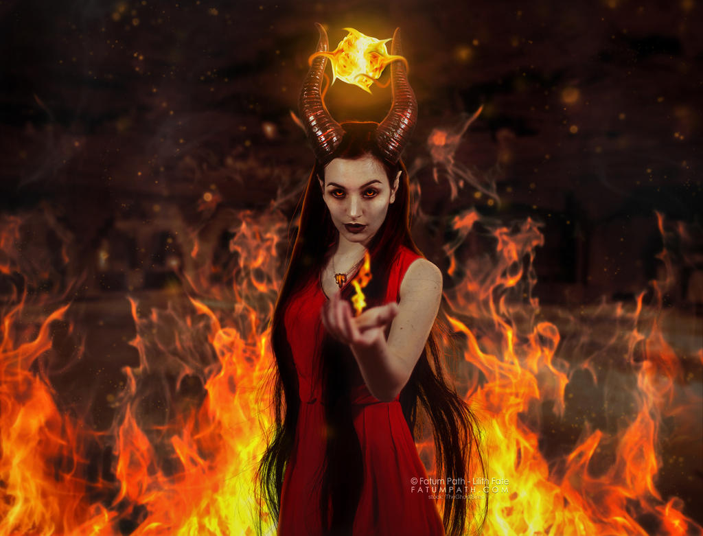 HellGirl by VampyrEmpress