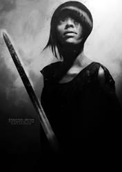 Black Knight by VampyrEmpress