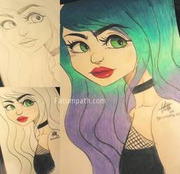 Drawing  by VampyrEmpress