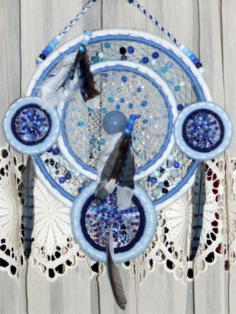 Blue Sky, dreamcatcher by Redjack2