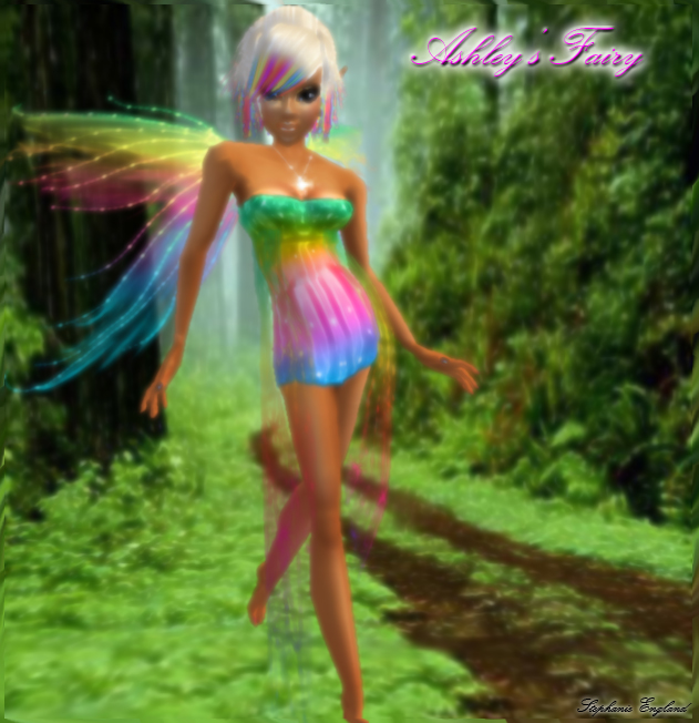 Ashley's Fairy by Zobiana