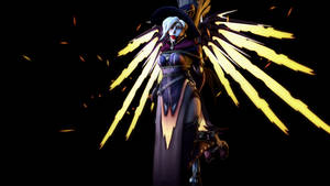 Mercy Witch - Happy Halloween