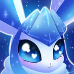 Glaceon Icon