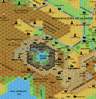 The Great Crater Redone now with better altitudes by 6inchnails