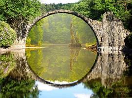 Temporal Bridge Gate by 6inchnails