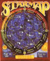 Mystara Starmap by 6inchnails