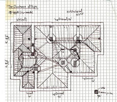Glasshouse 8 by 6inchnails