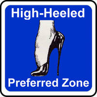 High Heeled Preferred Zone by 6inchnails