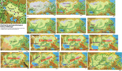 Ethengar Timeline Maps