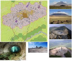 Ethengar World Mountain by 6inchnails