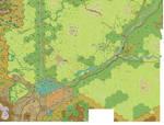 Ethengar southwest 1 mile hex