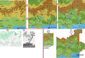 Karameikos Study: Map Contradictions