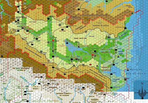 Nithia 1500BC-Ylaruam Overlay