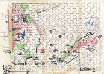 Thanagioth Archipelago Isle 3 Dread-Parkinos