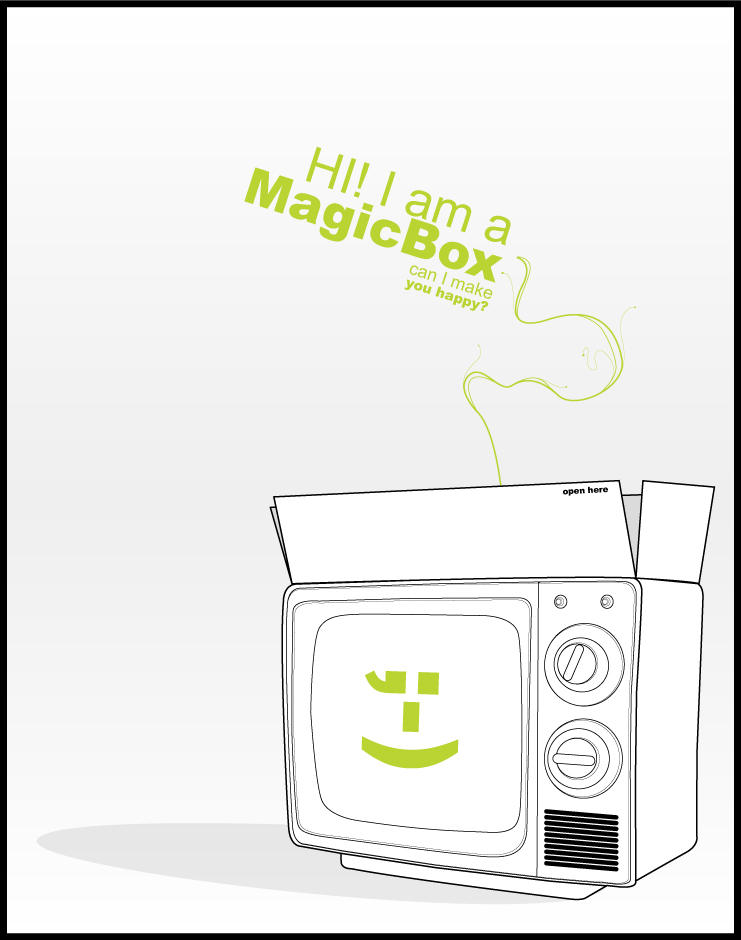 The Magic Box by willylorbo