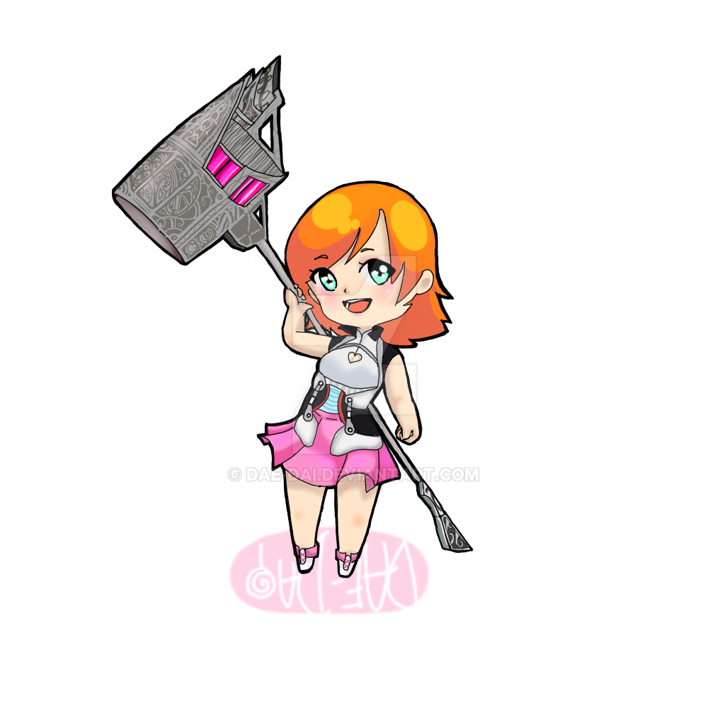 Rwby nora weapon
