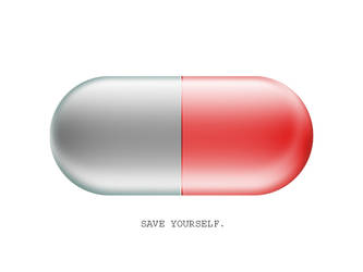 SAVE YOURSELF by khaoshaman