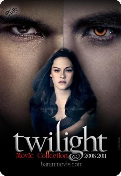 The Twilight Saga Complete Collection