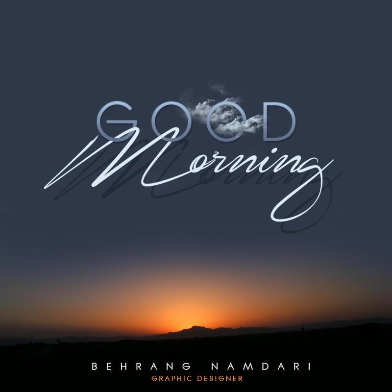 Good Morning by bnamdari