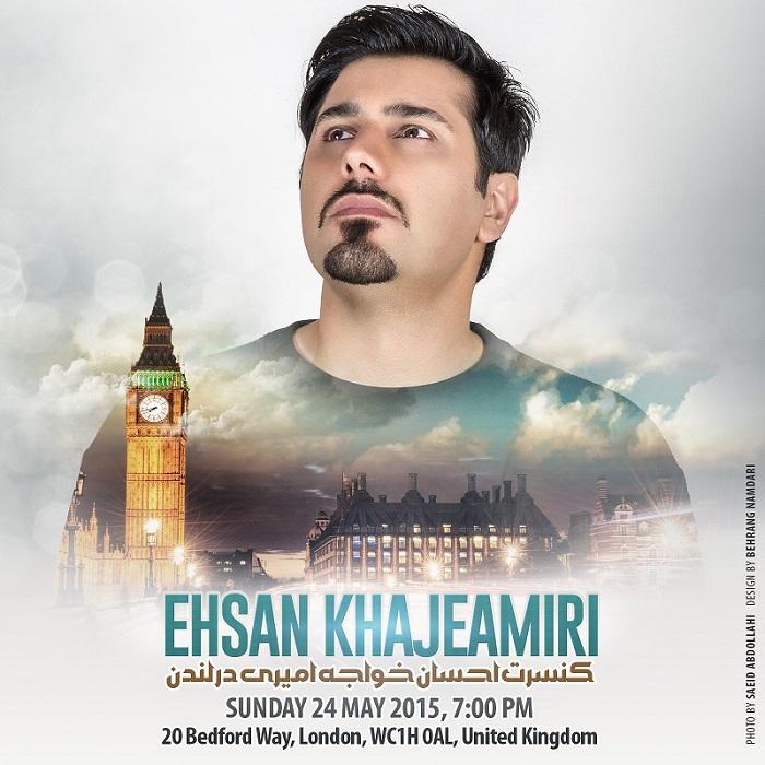 Ehsan Khajeamiri Live in London Concert by bnamdari