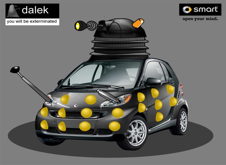 Smart Tardis (calling all Dr Who fans) - Smart Car Forums