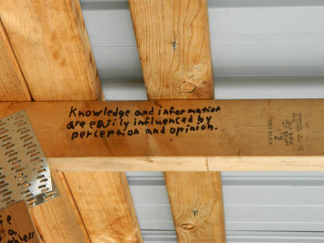Words in the Rafters XIX