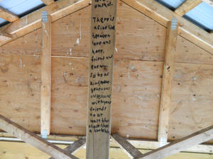 Words in the Rafters XXI