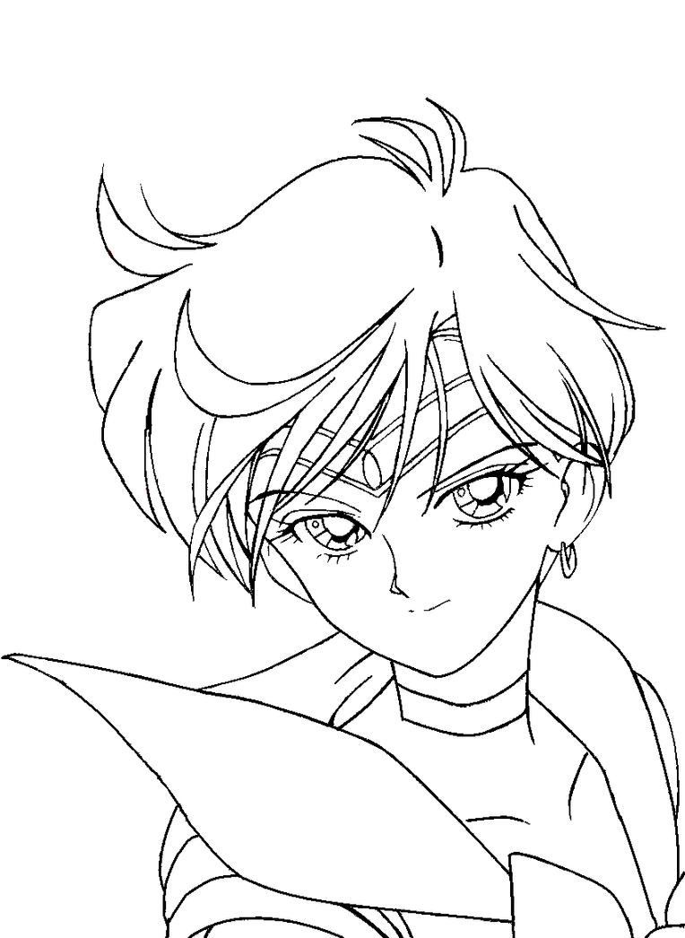 anime coloring pages deviantart art - photo#46