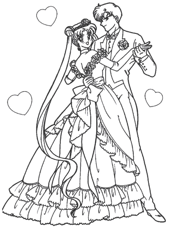 Serenity and endymion coloring page 2 by sailortwilight on for Serenity coloring pages
