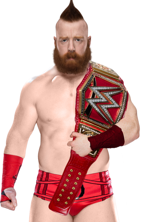 Wwe Sheamus Png By Double A1698 On Deviantart