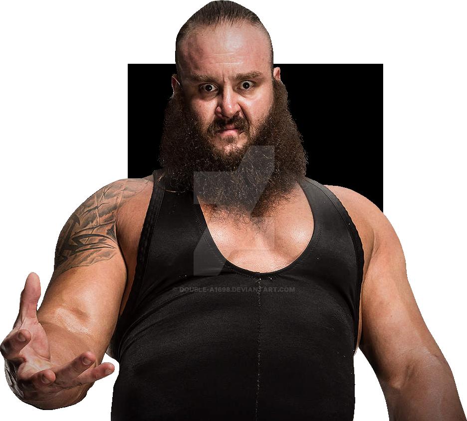 WWE Braun Strowman PNG...