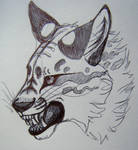 Feline-Critter Doodle
