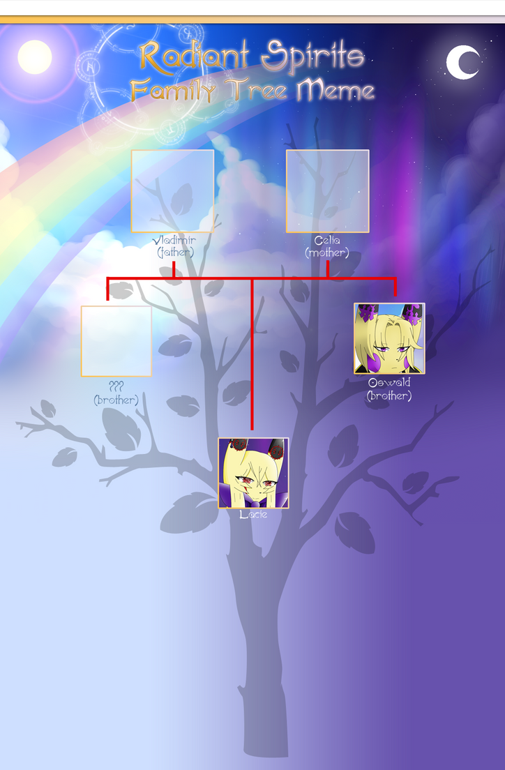 [RS] Lacie's Family Tree by tailsOrigins