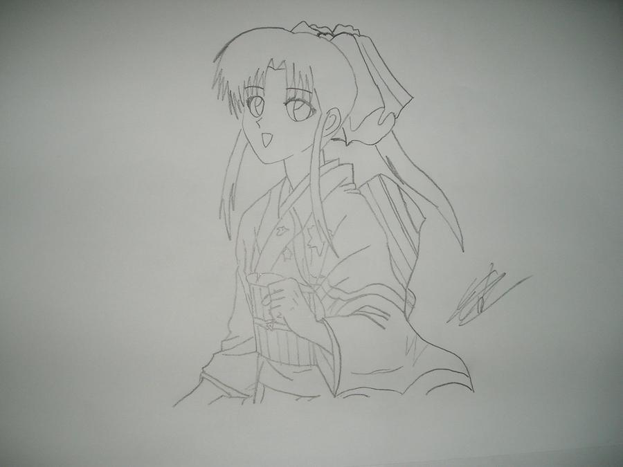 Kaoru Kamiya by Kaiser-969