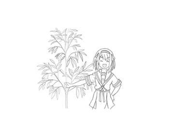 Tanabata Goddess